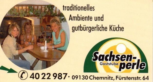 Visitenkarte Sachsenperle Chemnitz Hier Fühle Ich Mich